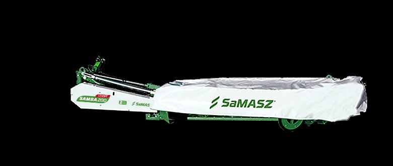 SAMBA - zadní sbočním zavěšením