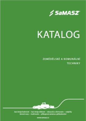 Katalog zemědělské a komunální techniky (2018)