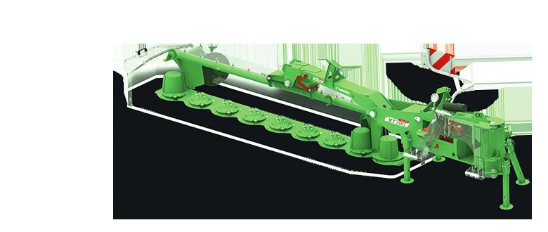 Žací stroj XT 390