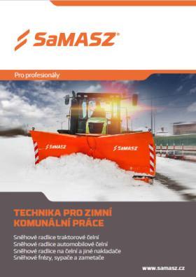 Katalog techniky pro zimní komunální práce (2018)