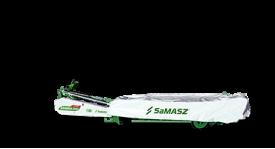 SAMBA - zadní s bočním zavěšením