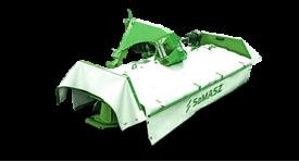 TORO - čelní diskový žací stroj